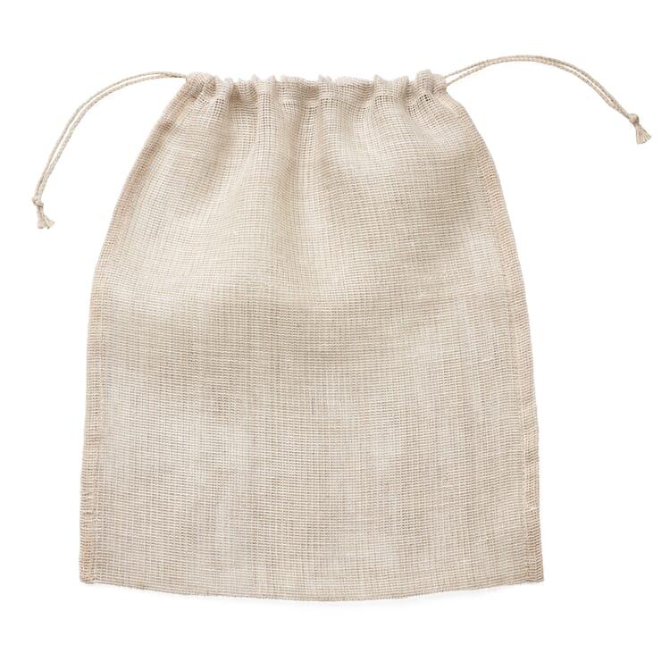 Linen Bag, 25 × 30 cm