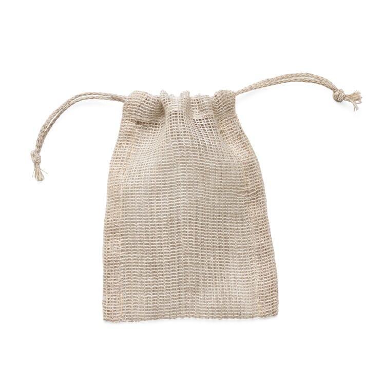 Linen Bag, 9 × 12 cm