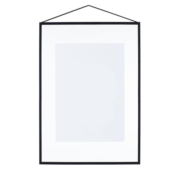 """Frame """"Frame"""" Made of Aluminium, Din A2"""