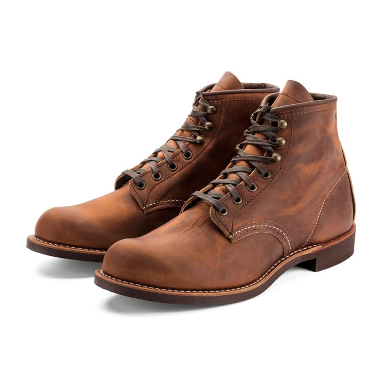 Red Wing Blacksmith Herren, Braun
