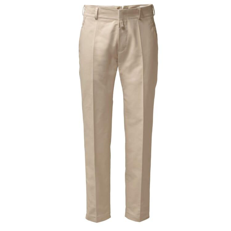 Joah Kraus Men's Y-Seam Trousers, Putty