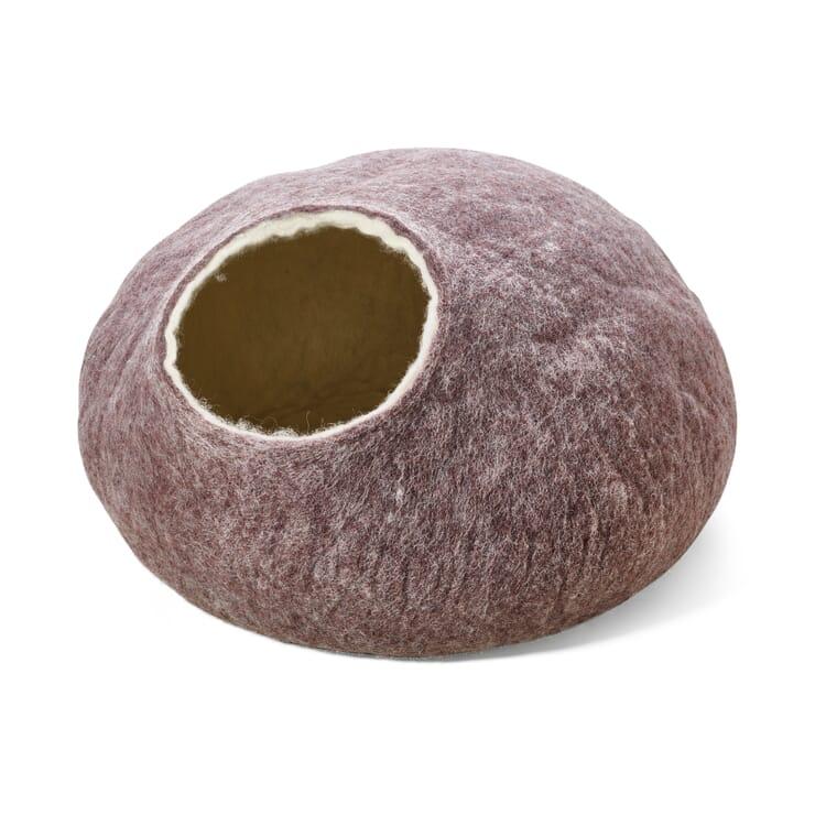 Katzenhöhle Wollfilz