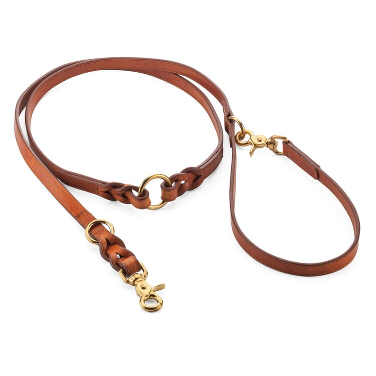 Braided Dog Leash, S