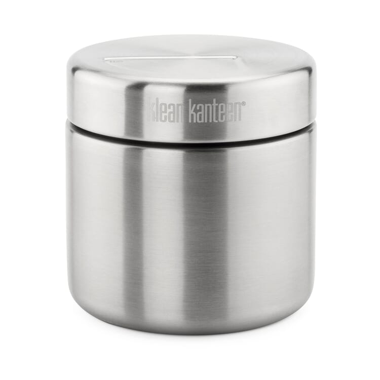 Single-walled Food Container by Klean Kanteen®, Volume 16 oz (= 473 ml)