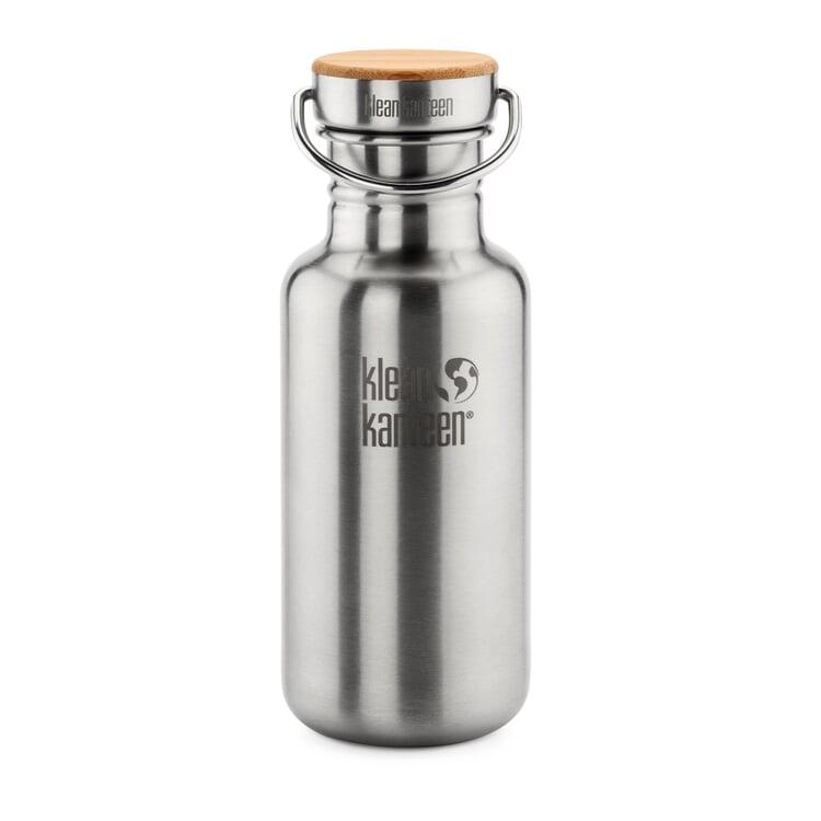 Klean Kanteen® Trinkflasche Edelstahl matt 532 ml
