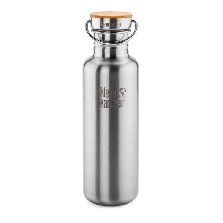 Drinking Bottle Made of Stainless Steel by Klean Kanteen®, Volume 27 oz (= 800 ml)