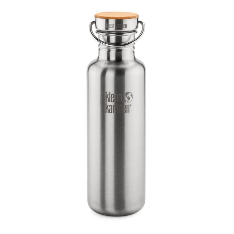 Klean Kanteen® Trinkflasche Edelstahl matt, 800 ml