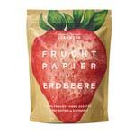 Dörrwerk Fruchtpapier Erdbeer-Apfel