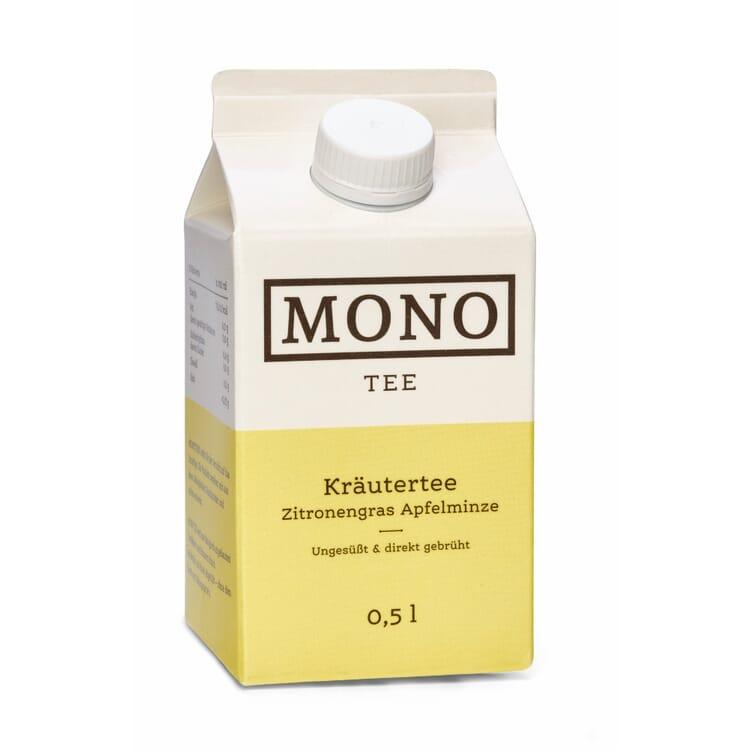 Bio-Monotee Zitronengras und Apfelminze