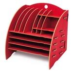 Organizer Large Red