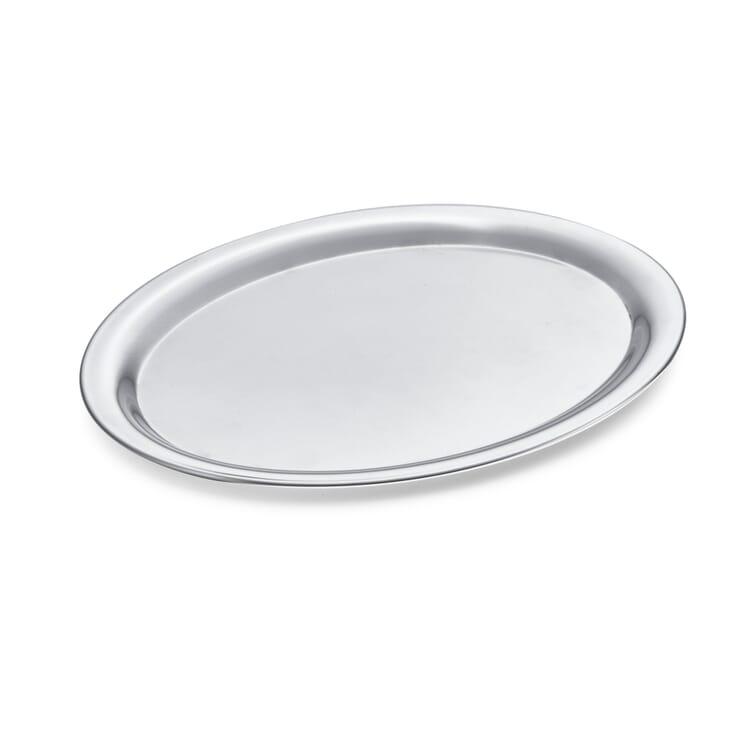 Ovales Serviertablett