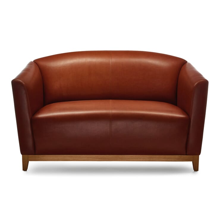 Manufactum Sofa 1,5-Sitzer, Braun