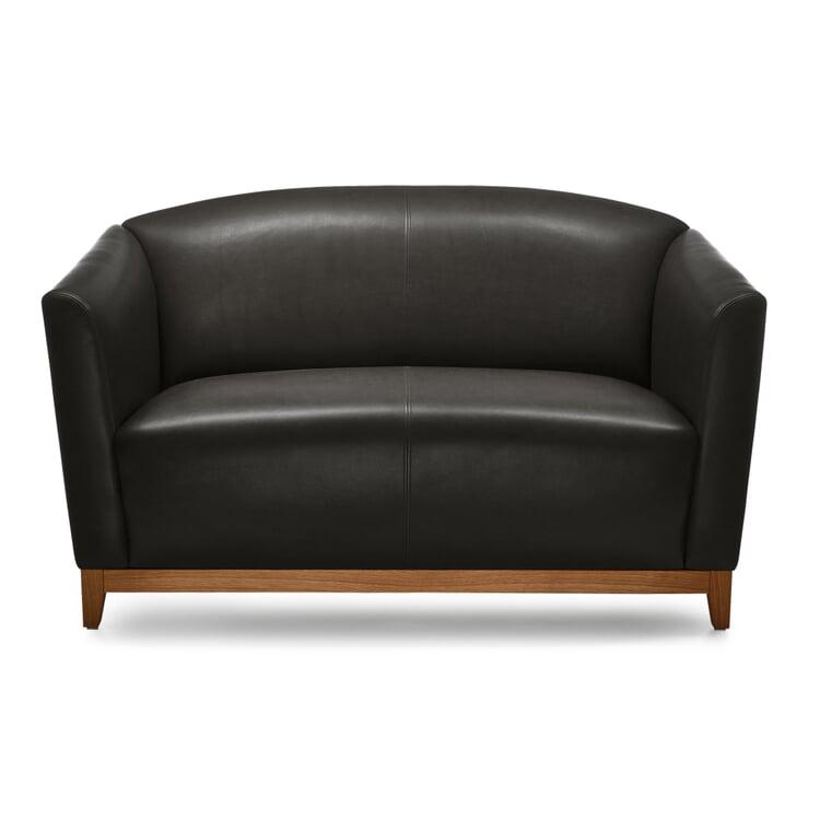 Manufactum Sofa 1,5-Sitzer Schwarz