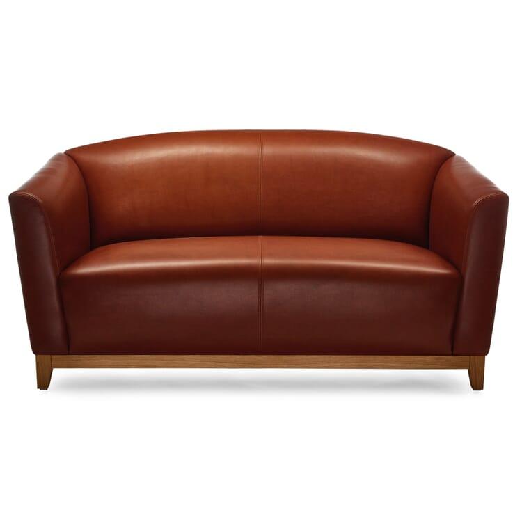 Manufactum Sofa 2-Sitzer, Braun