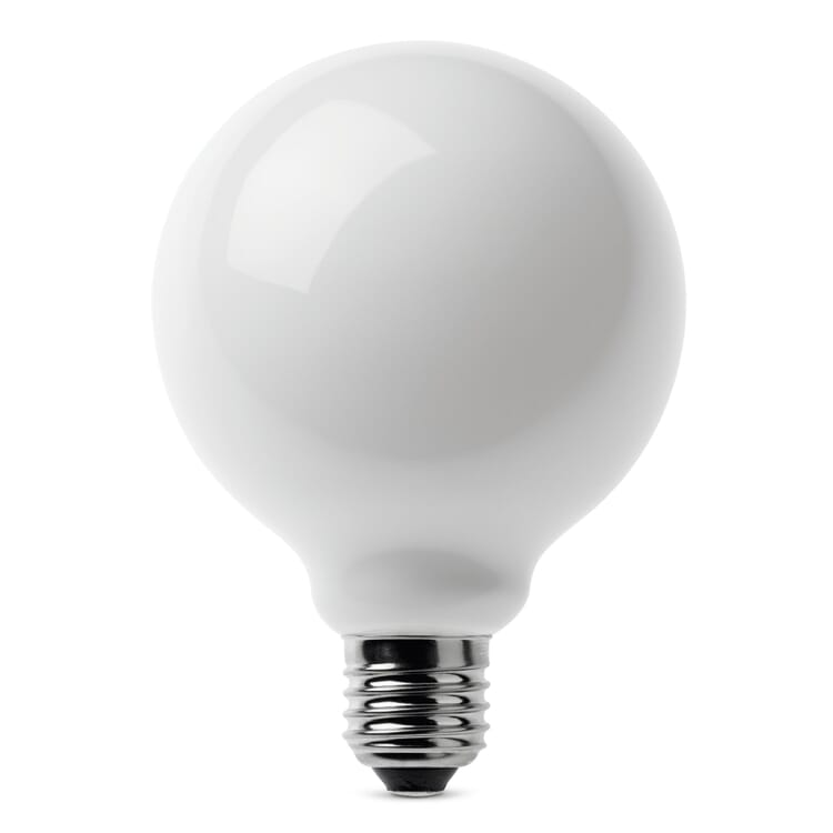 LED-Filament-Globelampe 95 mm E27