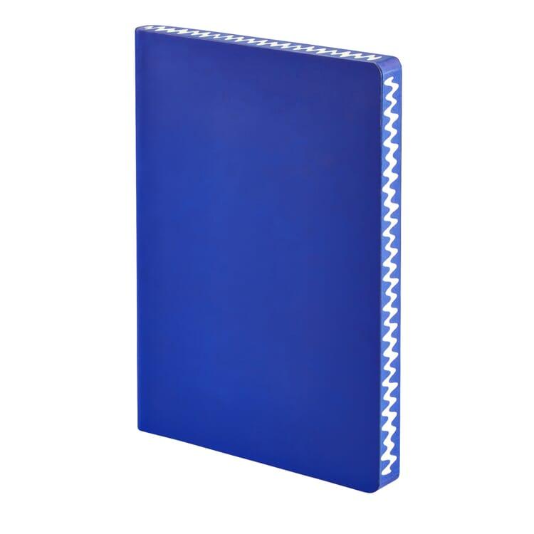 Notizbuch Into The Blue