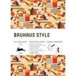 Geschenkpapier Pepin Bauhaus Style