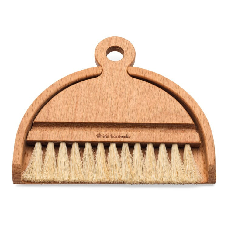 Crump Sweeper with Horsehair Bristles