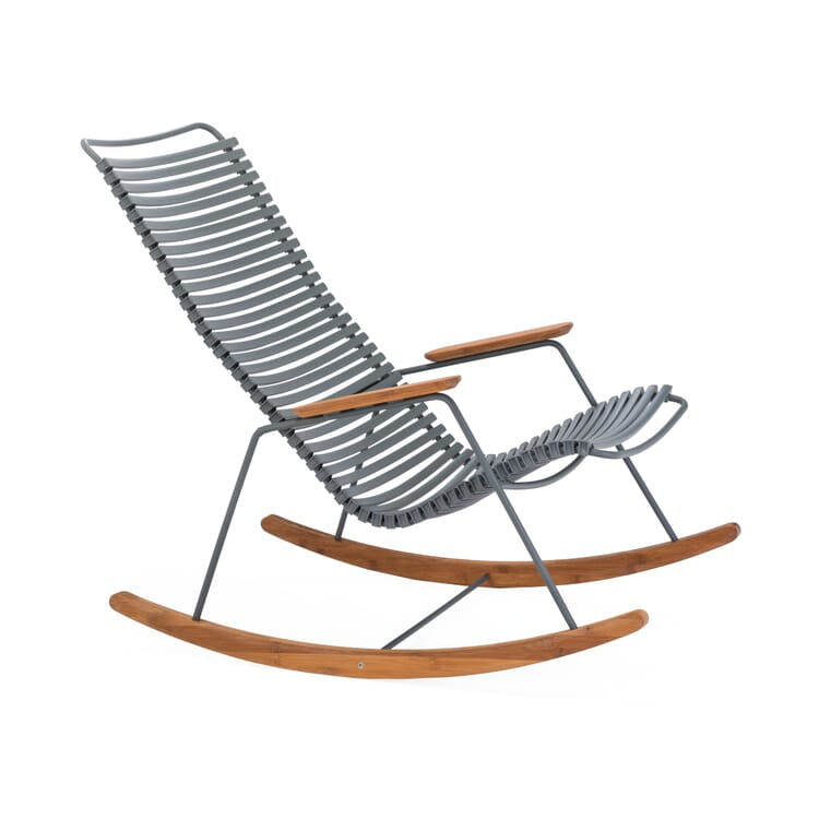 Rocking Chair Click, Grey and Grey
