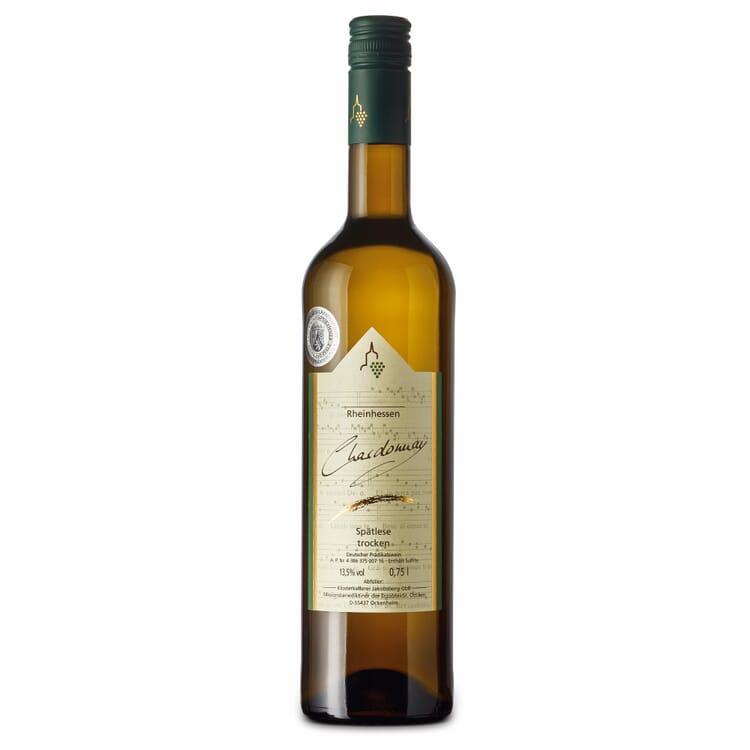Chardonnay Spätlese weiß