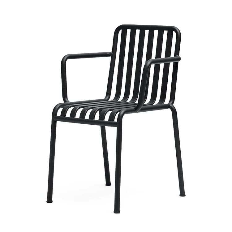 Armchair Palissade, Anthracite
