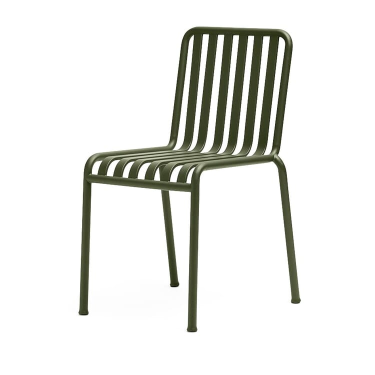 Chair Palissade, Olive Green