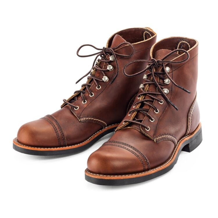 Red Wing Women's Iron Ranger, Brown