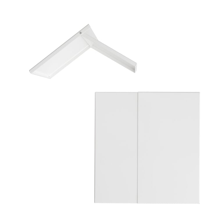 Einlegeboden zu Container DS Plus Reinweiß RAL 9010