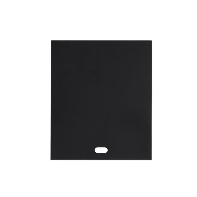 COVER SHELF for CONTAINER DS PLUS Black Grey RAL 7021