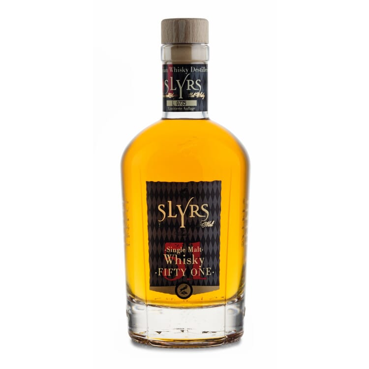Slyrs Bavarian Single Malt Fifty One