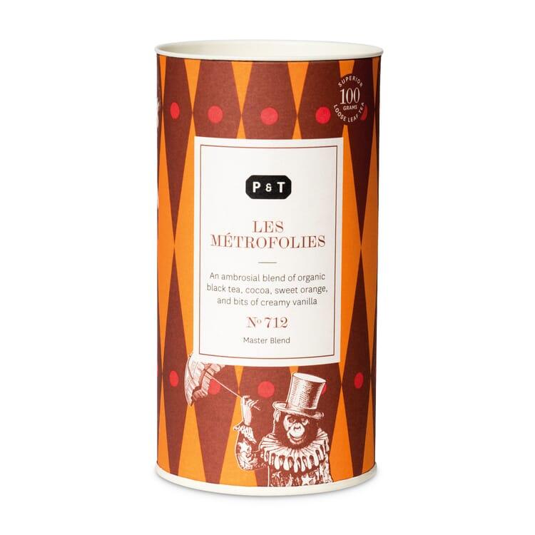 Organic Tea Blend Les Métrofolies