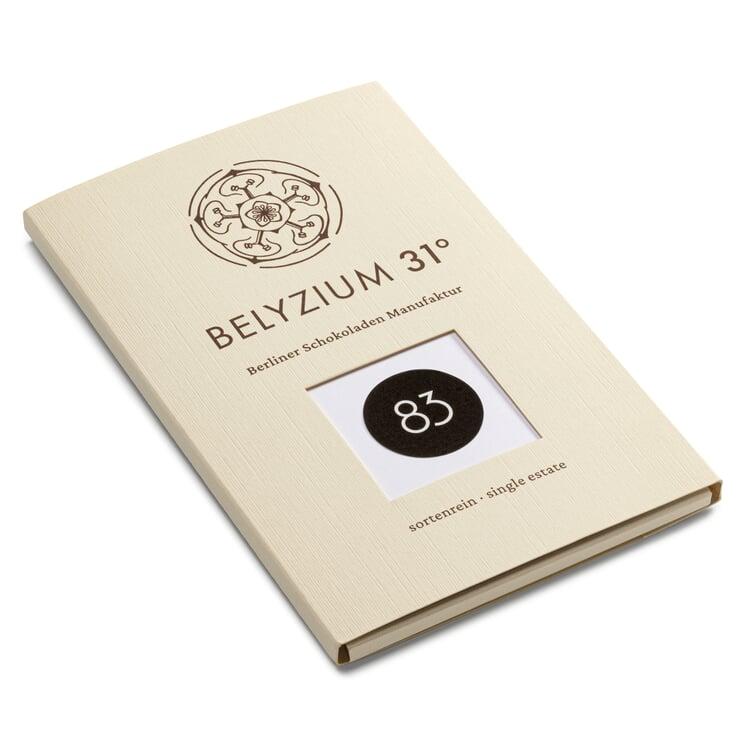 Bio-Schokolade Belyzium 83
