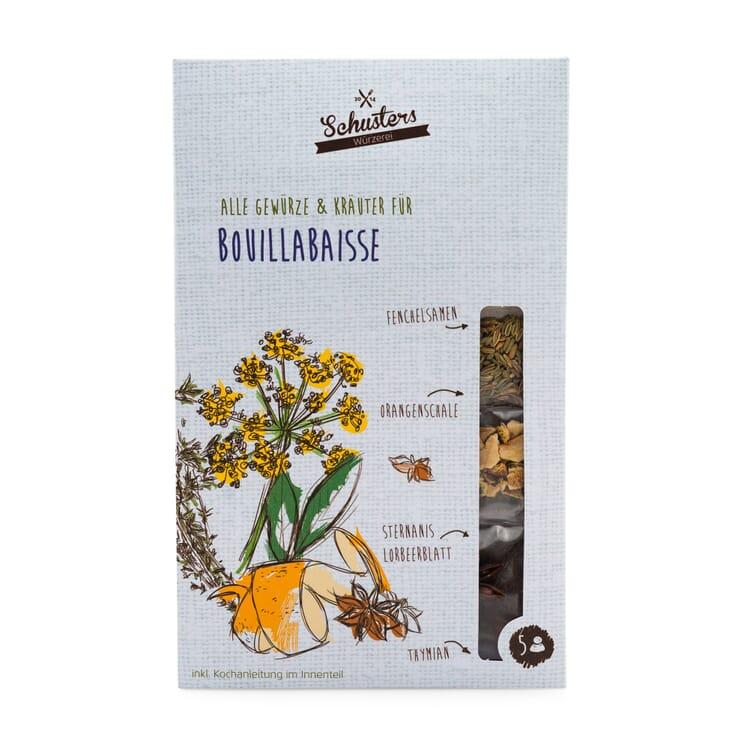 Französische Bouillabaisse Gewürze