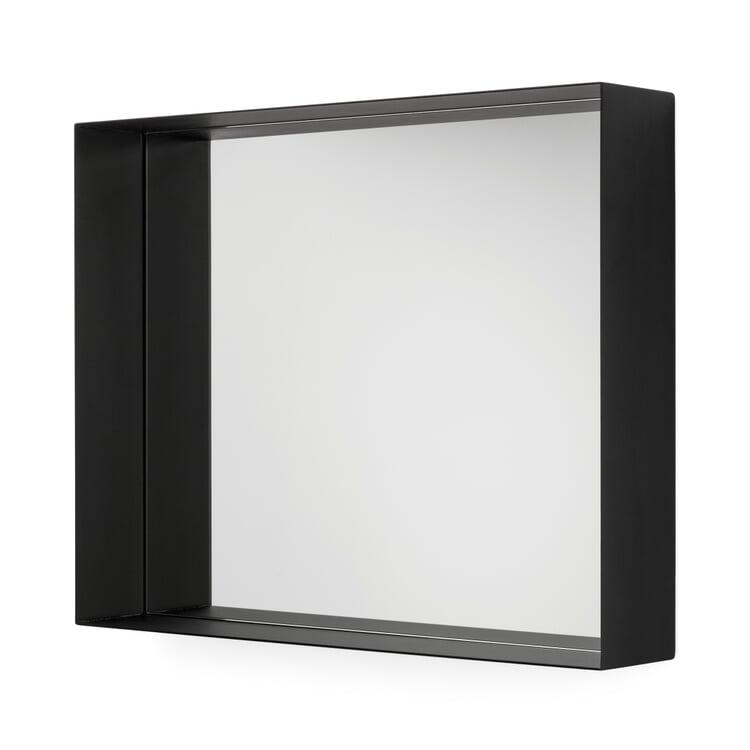 Spiegel Unu Klein Schwarz