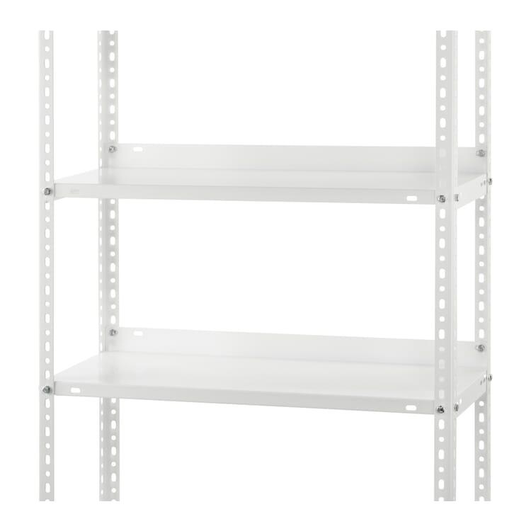 """Supplement Shelves for Rack """"Industry"""", Traffic White RAL 9016"""