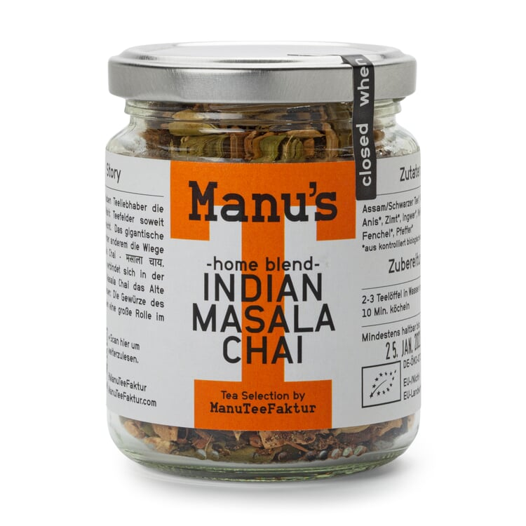 Bio-Teemischung Indian Masala Chai