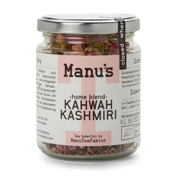 Bio-Teemischung Kahwah Kashmiri Chai
