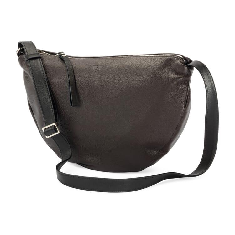 Women's Sling Bag Made of Deerskin, Small
