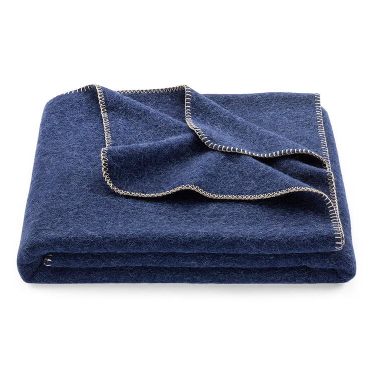Wool Blanket Alina
