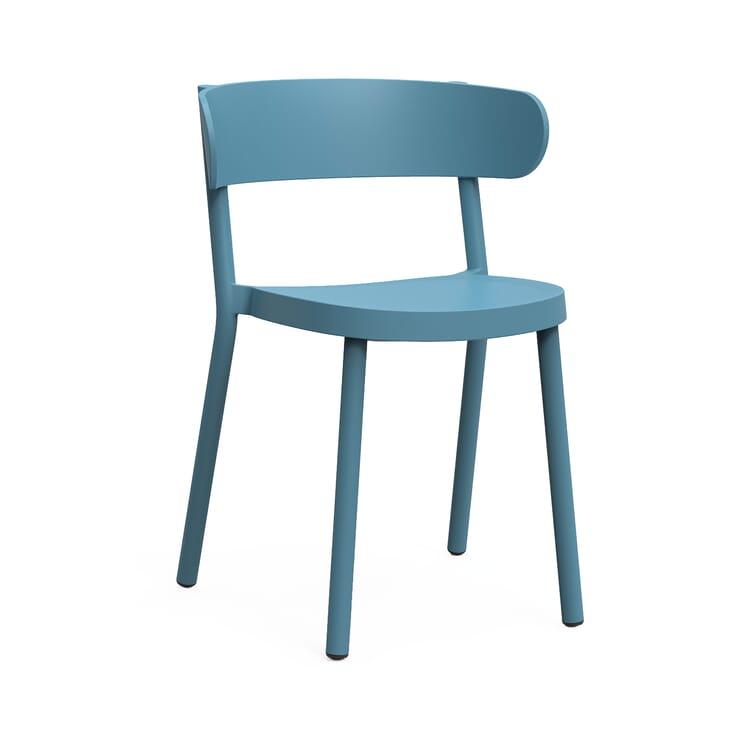 "Chair ""Casino Chair"", Ice Blue"