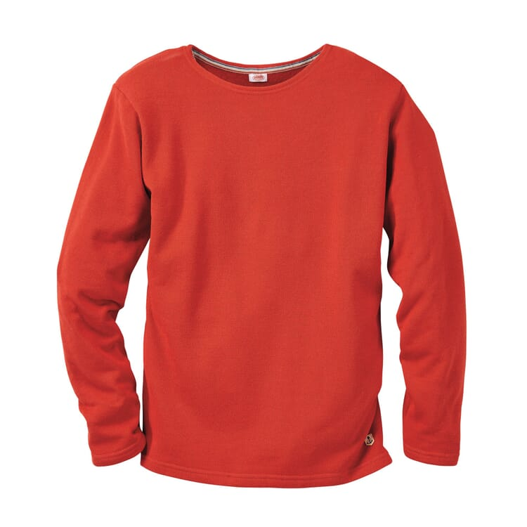 Armor lux Terry Cloth Shirt, Red