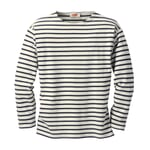 Sailor Shirt with Long Sleeves by Armor lux Nature-Navy