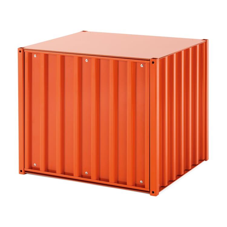 Container DS Klein Rotorange RAL 2001