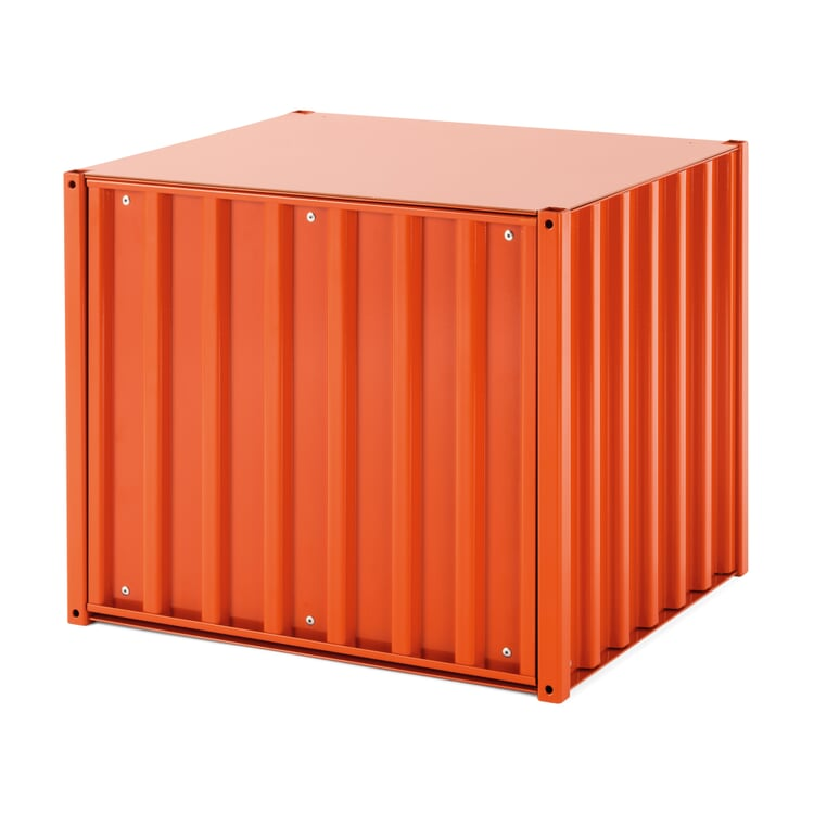 Container DS Small Red Orange RAL 2001