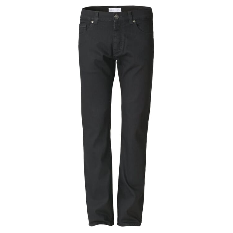 Men's Jeans with a Straight Cut by Goodsociety, Zipper