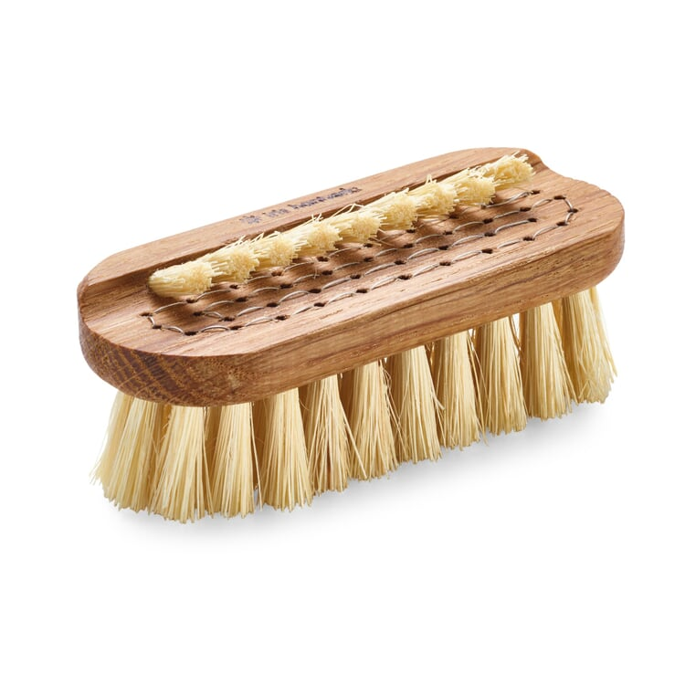 Nailbrush with Tampico Fiber Two-Sided