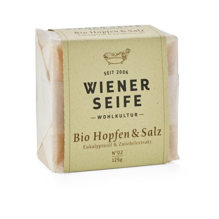 Wiener Seife Hopfen & Salz