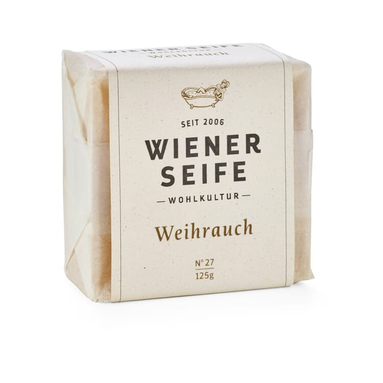 Vienna Soap, Frankincense