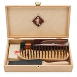 Tool Care Set in Wooden Box