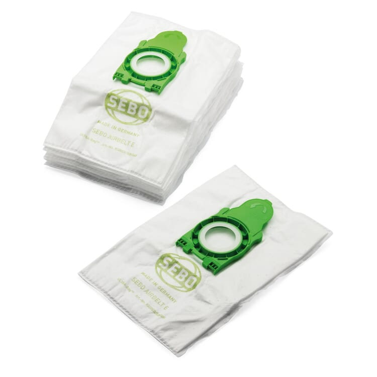 Filter Bags for the Vacuum Cleaner by Sebo